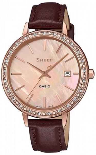 Zegarek Casio SHEEN SHE-4052PGL-4AUEF - duże 1