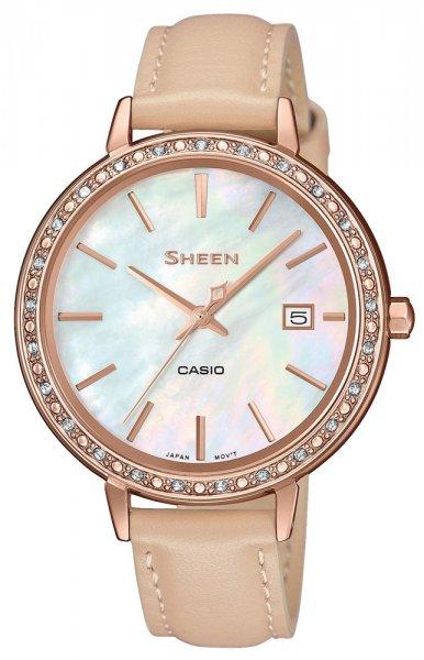 Zegarek Casio SHEEN SHE-4052PGL-7BUEF - duże 1