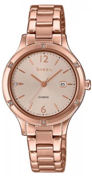 Zegarek Casio SHEEN SHE-4533PG-4AUER - duże 1