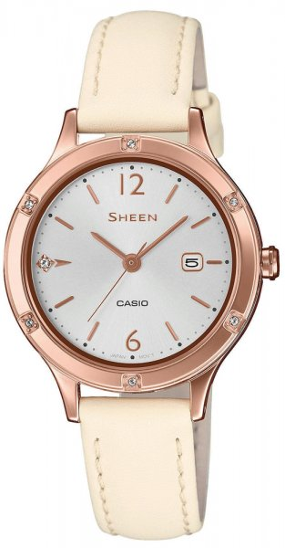 Zegarek Casio SHEEN SHE-4533PGL-7AUER - duże 1