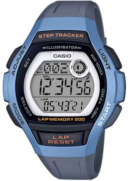Zegarek Casio LWS-2000H-2AVEF - duże 1