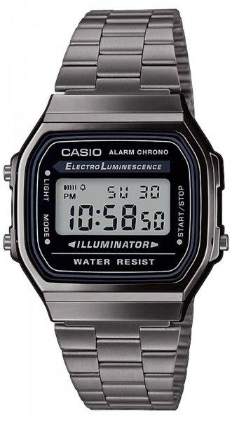 Zegarek damski Casio vintage A168WEGG-1AEF - duże 1