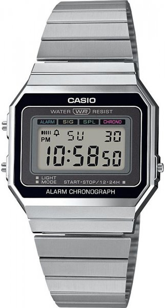 Zegarek Casio A700WE-1AEF - duże 1