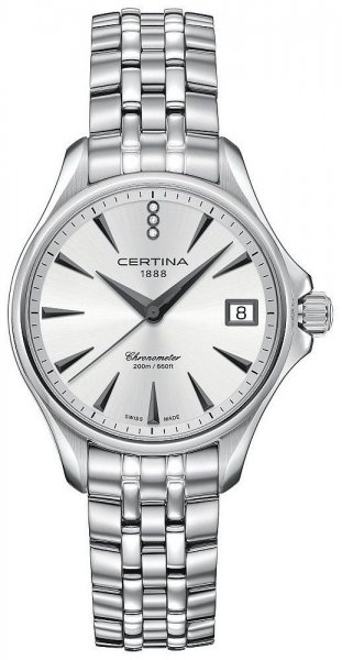 Zegarek damski Certina ds action C032.051.11.036.00 - duże 3