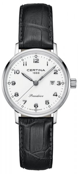 Zegarek Certina DS Caimano Lady - damski  - duże 3