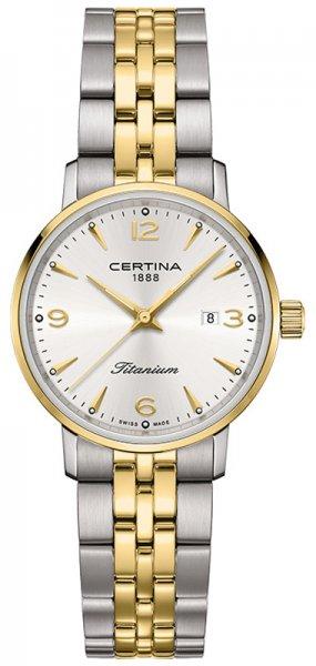 Zegarek Certina C035.210.55.037.02 - duże 1