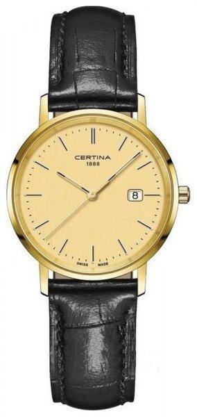 Certina C901.210.16.021.00 Priska Priska Gold 18k