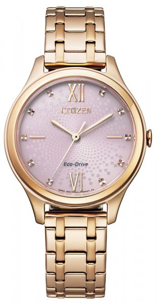 EM0503-75X - zegarek damski - duże 3