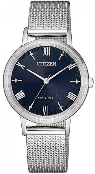 Zegarek Citizen EM0571-83L - duże 1