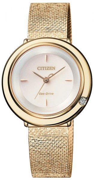 Zegarek Citizen EM0643-84X - duże 1