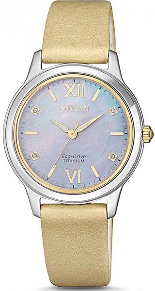 Zegarek Citizen EM0724-17Y - duże 1