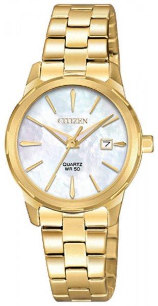Zegarek damski Citizen elegance EU6072-56D - duże 1