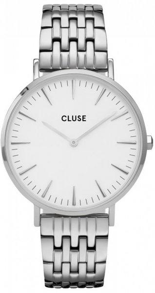 Cluse CW0101201023 La Boheme Silver White