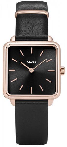 Cluse CL60007 La Tetragone Rose Gold/Black