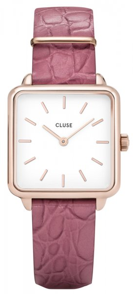 Zegarek damski Cluse la tétragone CL60020 - duże 3