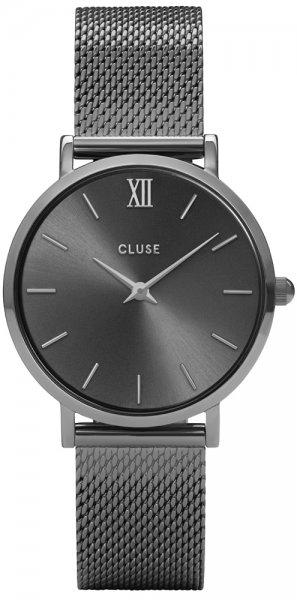 Cluse CL30067 Minuit Full Dark Grey