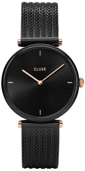 Zegarek Cluse Full Black - damski  - duże 3