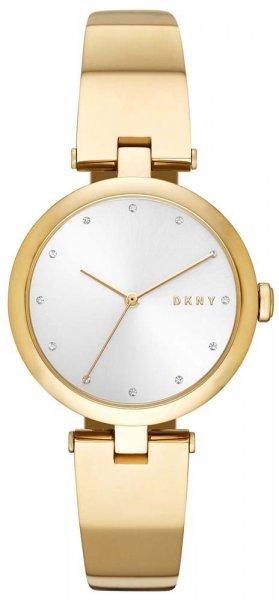 Zegarek damski DKNY bransoleta NY2712 - duże 1
