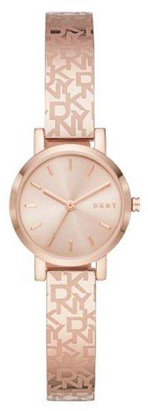 Zegarek damski DKNY bransoleta NY2884 - duże 1