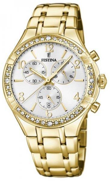 Zegarek damski Festina boyfriend F20395-1 - duże 1
