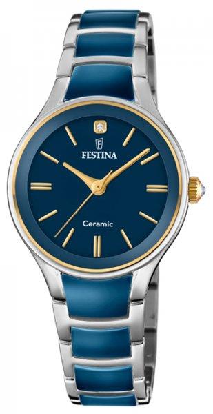F20474-3 - zegarek damski - duże 3