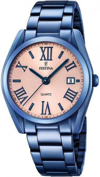 F16864-1 - zegarek damski - duże 3