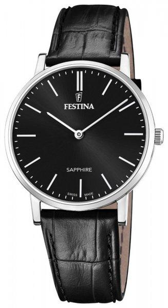 Zegarek Festina F20012-4 - duże 1