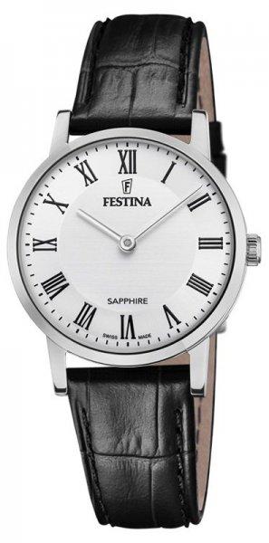 F20013-2 - zegarek damski - duże 3
