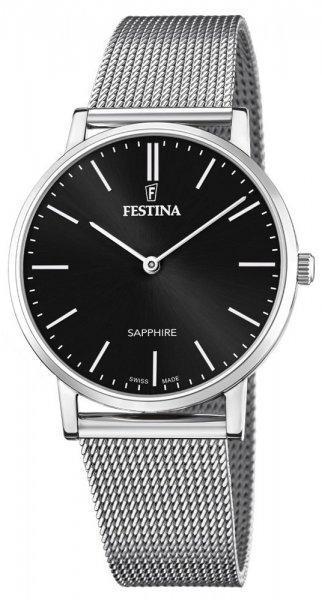 Zegarek Festina F20014-3 - duże 1
