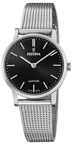 F20015-3 - zegarek damski - duże 3