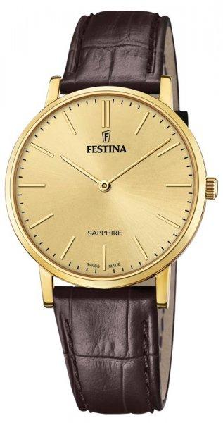 Zegarek Festina F20016-2 - duże 1