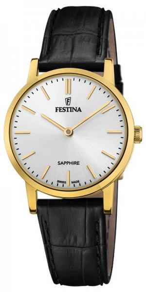 Zegarek Festina F20017-1 - duże 1