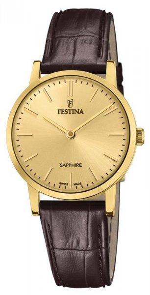 Zegarek Festina F20017-2 - duże 1