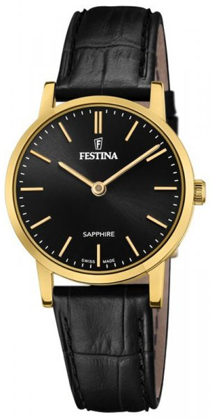 F20017-3 - zegarek damski - duże 3