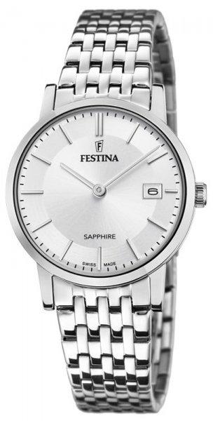 F20019-1 - zegarek damski - duże 3