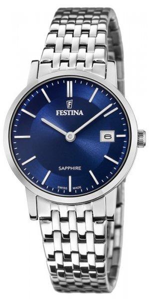 Zegarek Festina F20019-2 - duże 1