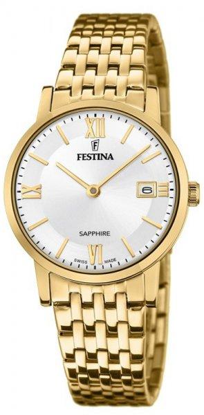 Zegarek Festina F20021-1 - duże 1