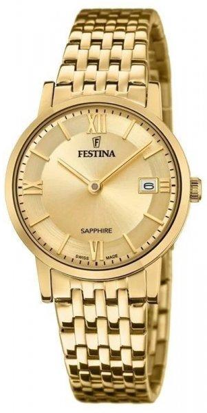 Zegarek Festina F20021-2 - duże 1