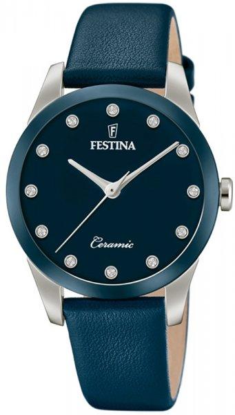 F20473-2 - zegarek damski - duże 3
