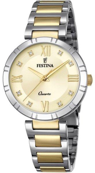 Zegarek Festina F16937-B - duże 1