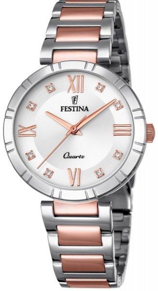 Zegarek Festina F16937-D - duże 1