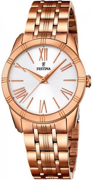 Zegarek damski Festina classic F16943-1 - duże 1