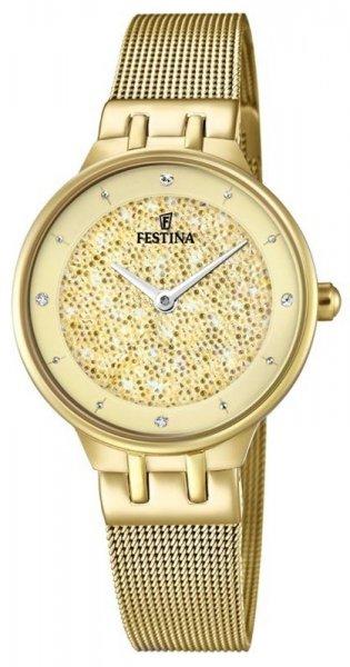 F20386-2 - zegarek damski - duże 3