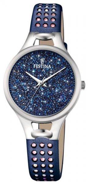 Zegarek Festina F20407-2 - duże 1
