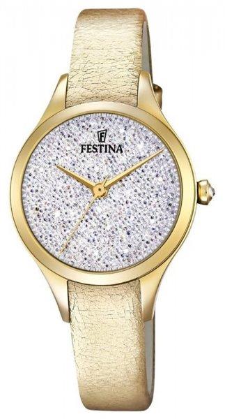 F20410-1 - zegarek damski - duże 3