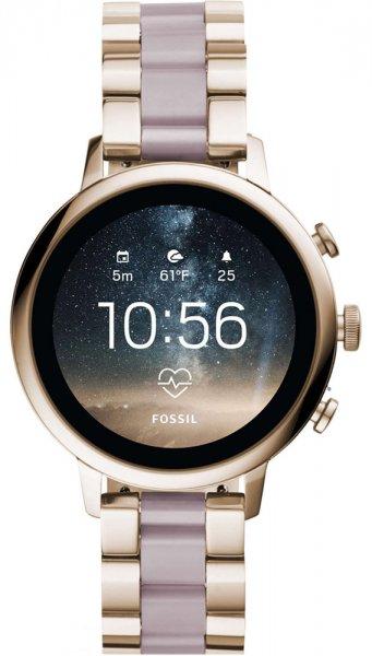 Zegarek Fossil Smartwatch smartwatches Gen 4 Smartwatch Venture HR Stainless Steel - damski  - duże 3