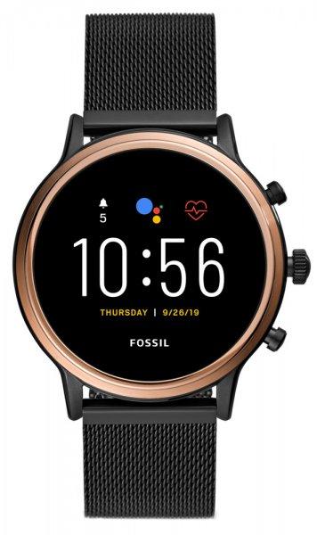 Fossil Smartwatch FTW6036 Fossil Q GEN 5 SMARTWATCH JULIANNA HR BLACK