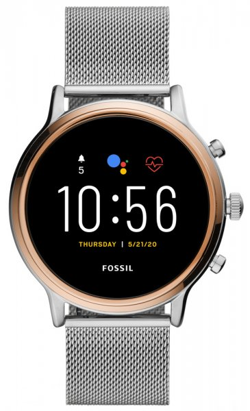 Fossil Smartwatch FTW6061 Fossil Q GEN 5 SMARTWATCH JULIANNA HR