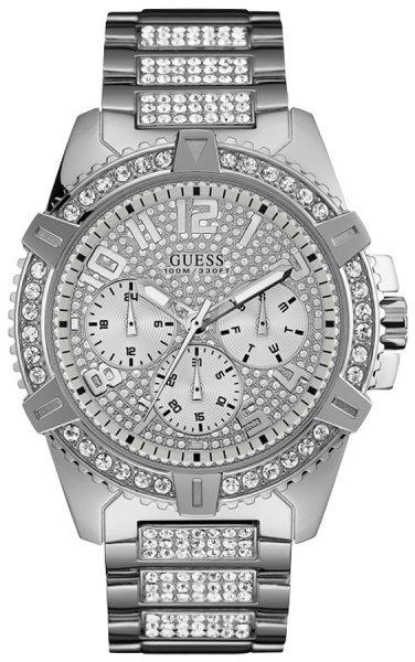 Zegarek Guess W0799G1 - duże 1