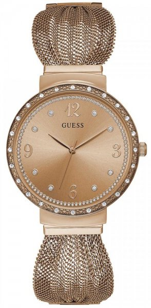 Zegarek Guess W1083L3 - duże 1